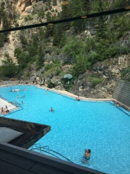 Radium Hot Springs, Kootenay National Park
